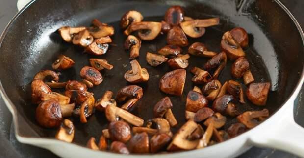 Как приготовить грибы по-еврейски