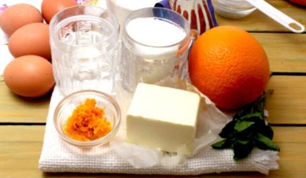 Волшебный десерт, перед которым не устоит никто - апельсиновое суфле