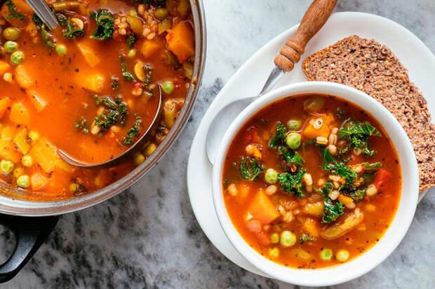Рецепт министроне: любимый суп Леонардо да Винчи