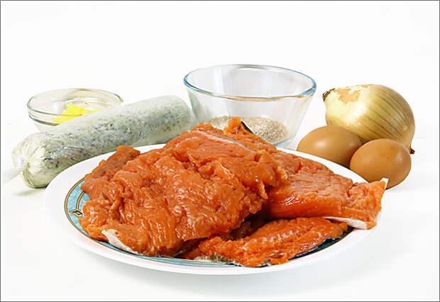 Котлеты рыбные по-владивостокски