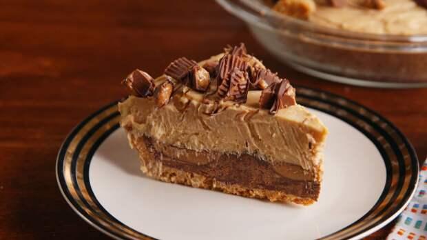 Арахисовый торт - рецепт нежнейшего угощения, которое улучшит настроение