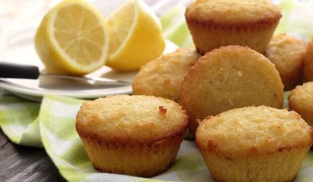 Нехитрый рецепт вкусного десерта: готовим ароматные лимонные кексы