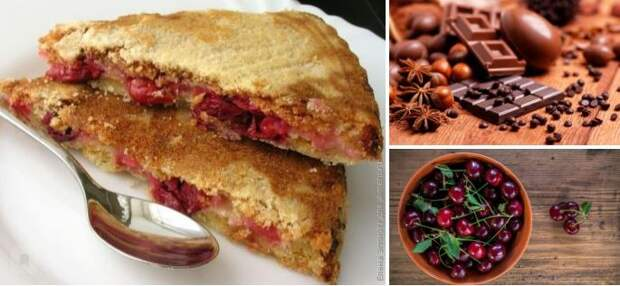 Сухой пирог с яблоками — 8 необычных рецептов