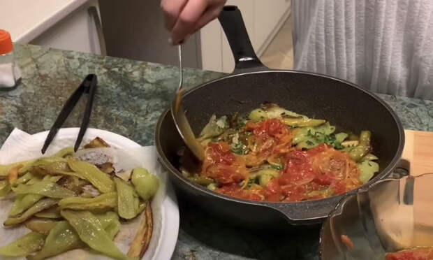 Имам-баялды: готовим баклажаны как в Армении