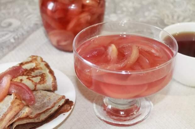 Варенье из персиков (нектаринов) на зиму с кусочками фруктов