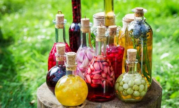 Домашние настойки на спирту – лучшие рецепты