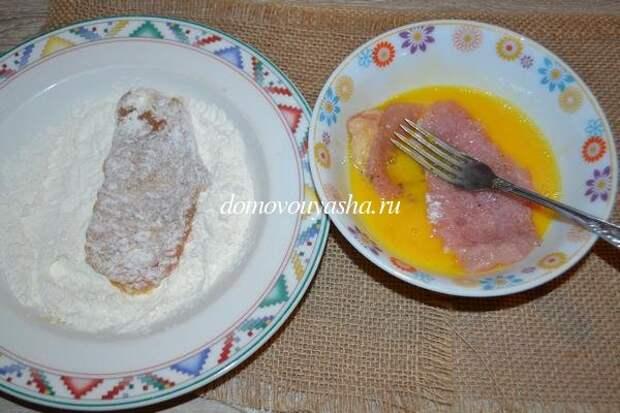 Отбивные из индейки рецепт с фото