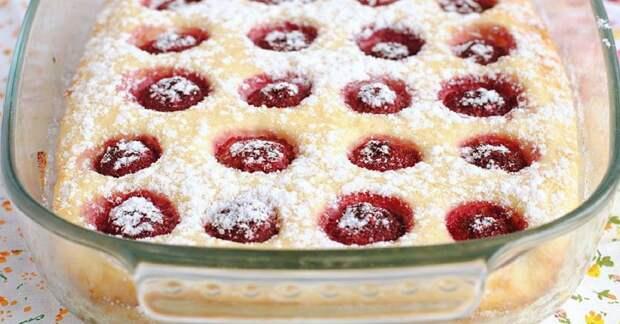 Простые творожные пироги без дрожжей