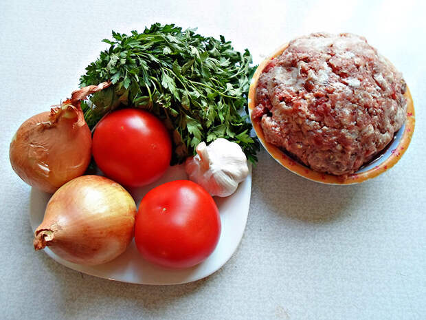 Подробный фото-рецепт классической лазаньи