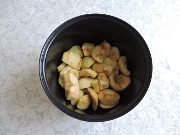 Яблочный мармелад в мультиварке: вкус детства!