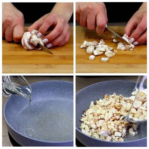Отличная закуска для любого стола!Готовим постные грибы