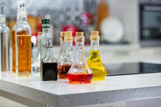В кулинарии и народной медицине используются разные виды натурального уксуса