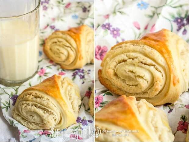 Интересное печенье Гата