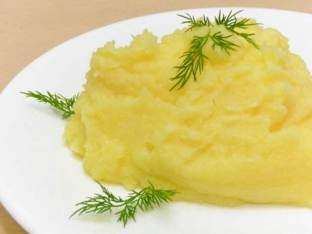 Картофельное пюре - блюдо, которое умеют готовить все. Неожиданное решение