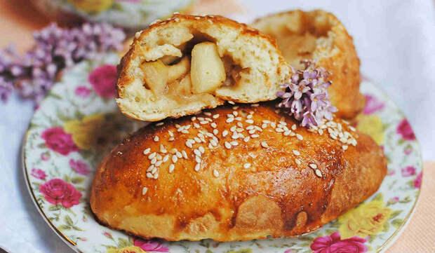 Начинки для пирогов из советской книги
