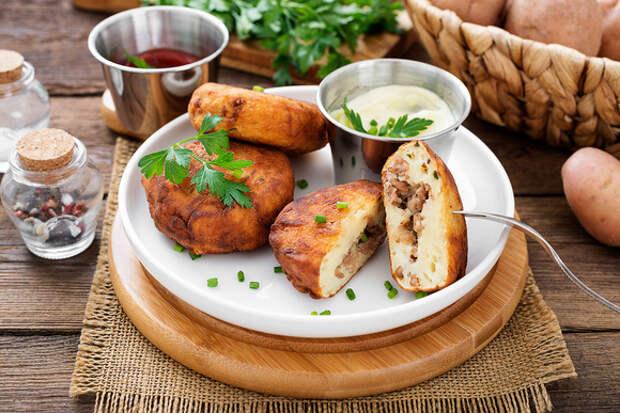 Вкусные блюда из картофеля: 7 простых рецептов