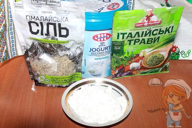 Соус для перцев: ингредиенты