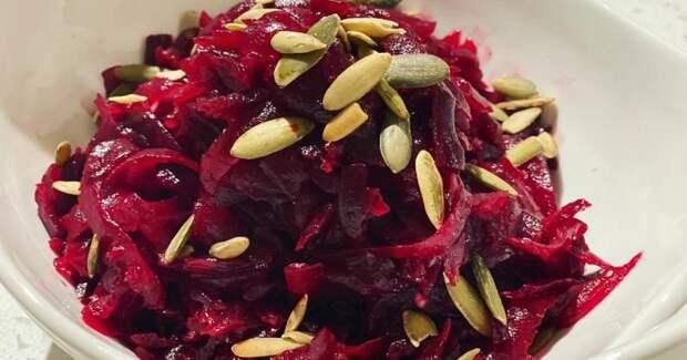 Постные салаты - простые рецепты из доступных продуктов
