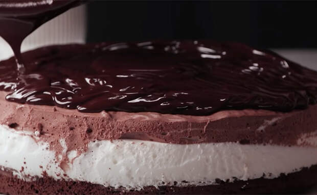 Делаем торт Птичье молоко не хуже чем в кондитерской