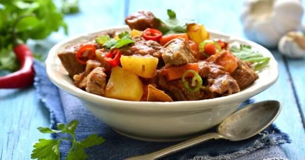 Жаркое из свинины - 11 лучших рецептов сытного и вкусного блюда