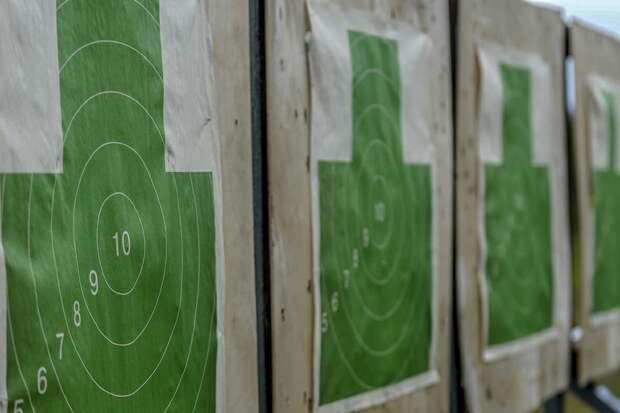 Российские военнослужащие в Приднестровье отреставрировали стрелковый тир
