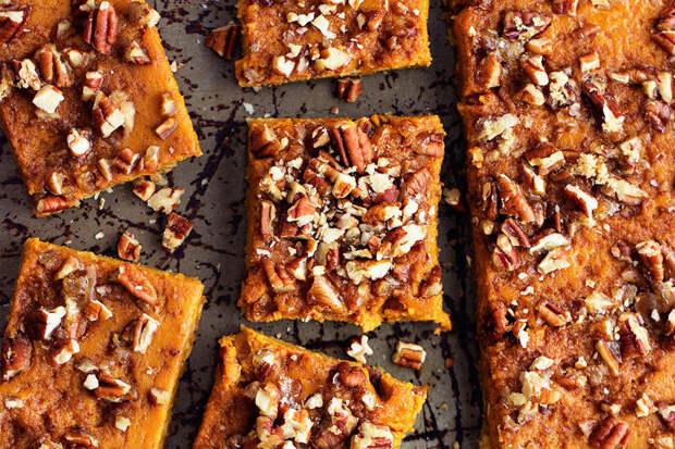 Сезон тыквы: семь отличных рецептов на осень!