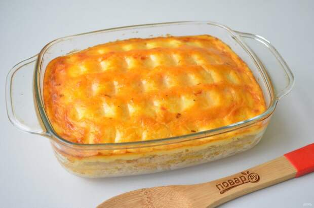 5 рецептов картофельной запеканки в духовке