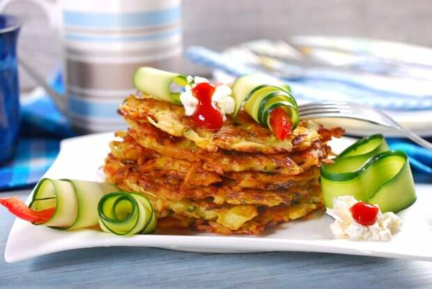 5 отличных рецептов блюд из кабачков