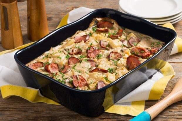15 быстрых и вкусных рецептов картофельной запеканки