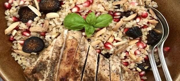 Булгур - рецепты приготовления гарнира для любого горячего блюда