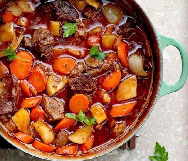 Топ самых популярных блюд ирландской кухни