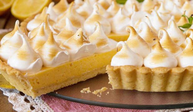 """По мотивам """"Гарри Поттера"""": готовим фирменный лимонный пирог Миссис Уизли"""
