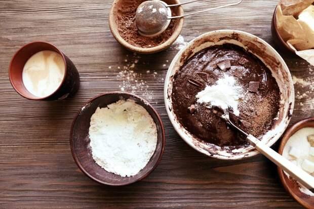 Шоколадные капкейки по рецепту кондитера английской королевы