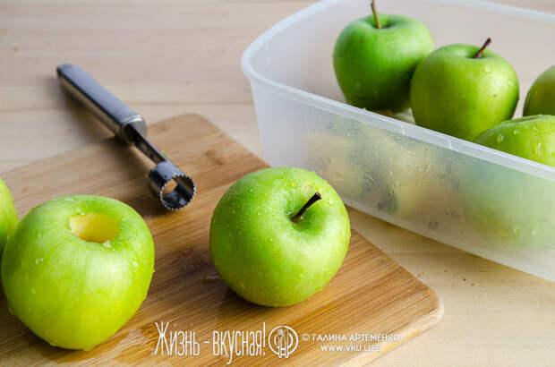 Яблочный пирог: целый КГ яблок и так мало теста!